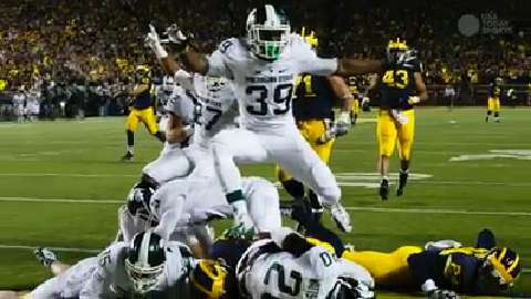 College Football Playoff ranking: Spartans should be in