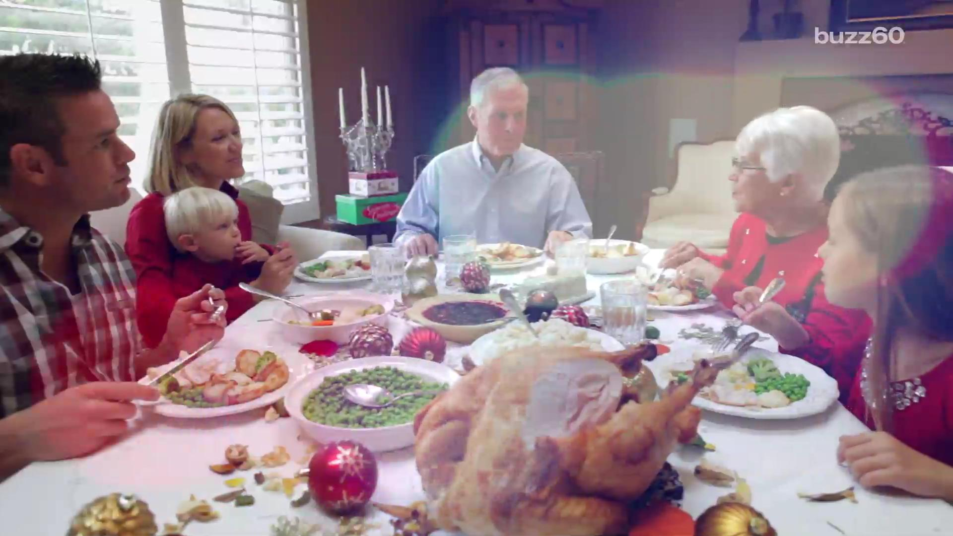 5 scary questions you'll face from family this Thanksgiving