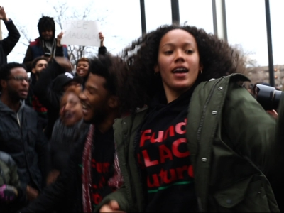 Black youth demand police reform