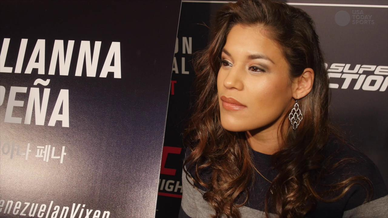 Julianna Pena assesses life in the new-look UFC women's bantamweight division