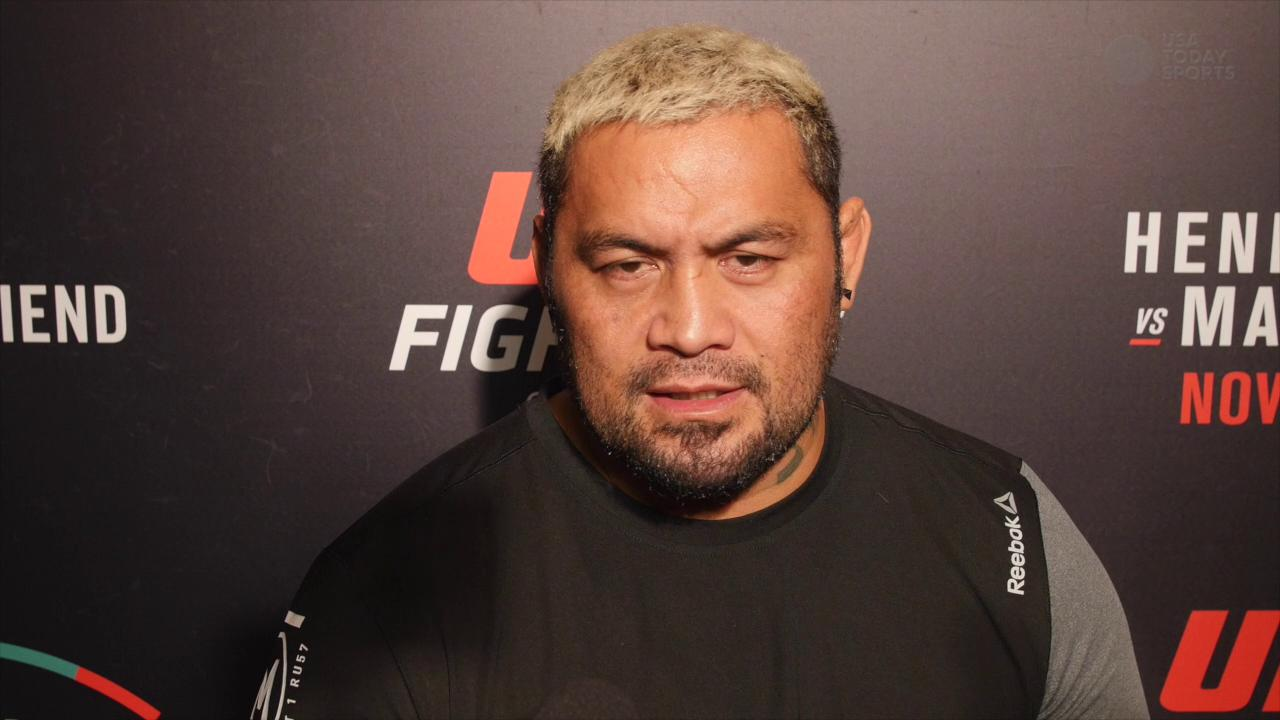 Mark Hunt eyes rematches on way to one last shot at the belt