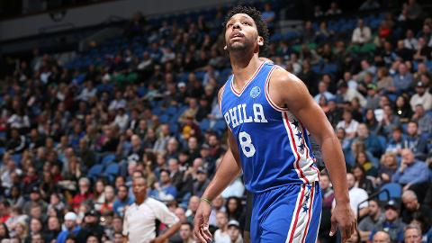 Following his team's 26th consecutive loss, Philadelphia 76ers rookie forward and former Duke standout Jahlil Okafor got in a physical altercation with a fan who taunted him.