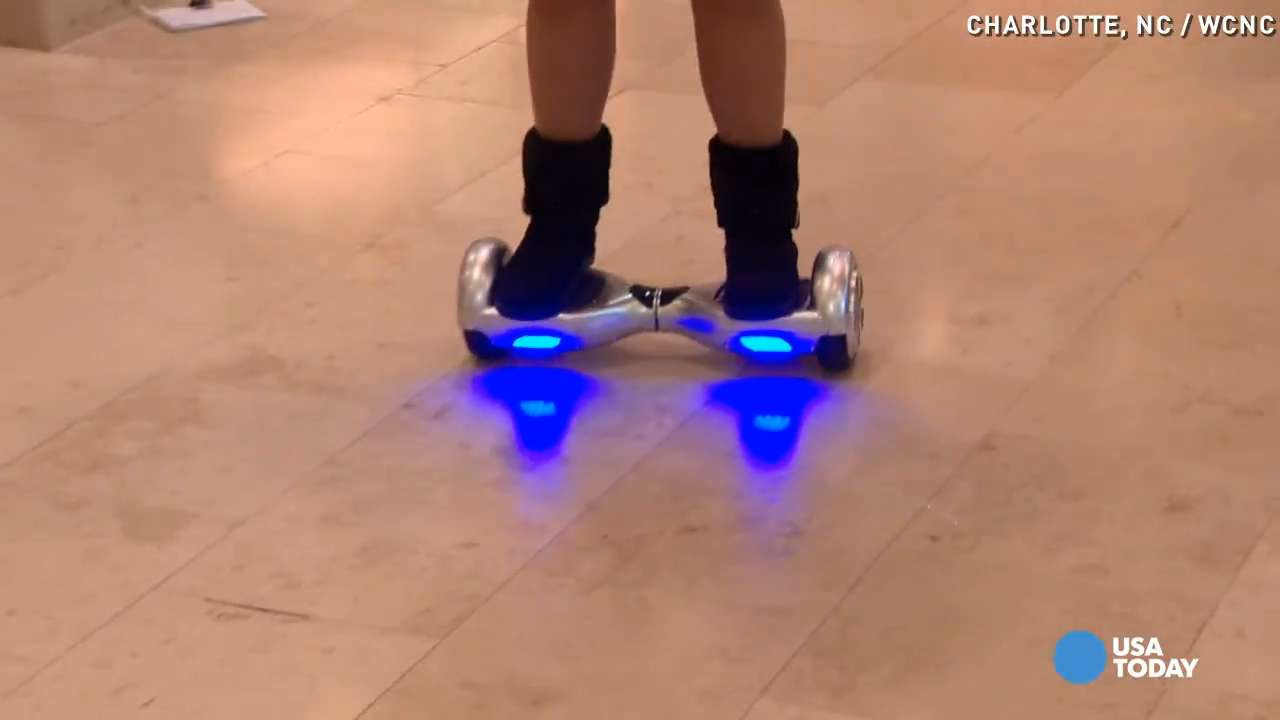 They're called hoverboards, or electric scooters. New York City just banned them for safety reasons and they can cost anywhere from $350 to $2,000, so what do you need to know before buying one?