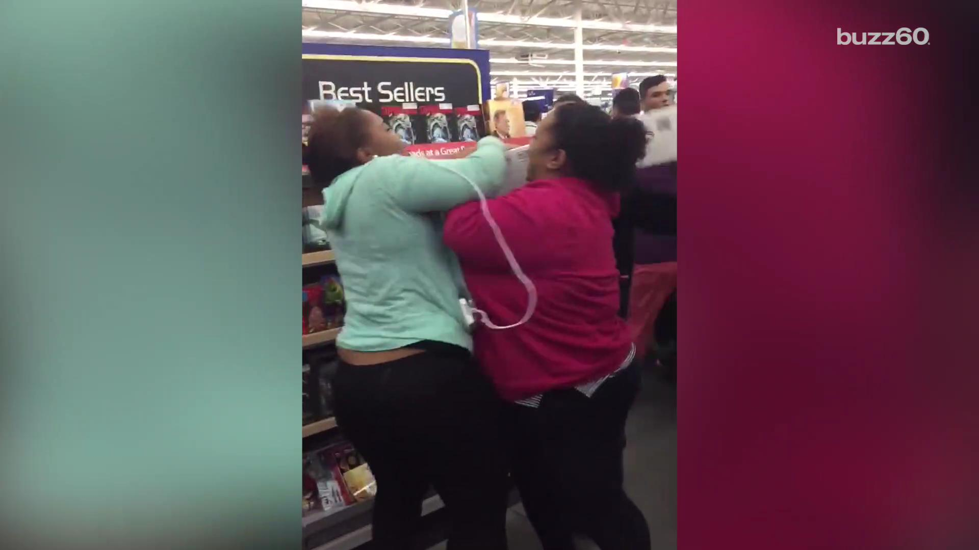 The best/worst Black Friday brawls