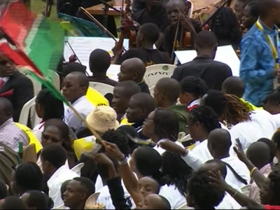 Pope Francis Continues Tour Through Africa