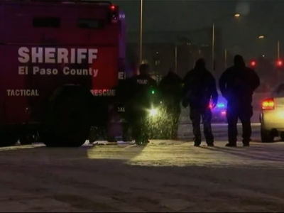 3 Killed in Colorado Attack, Including Officer