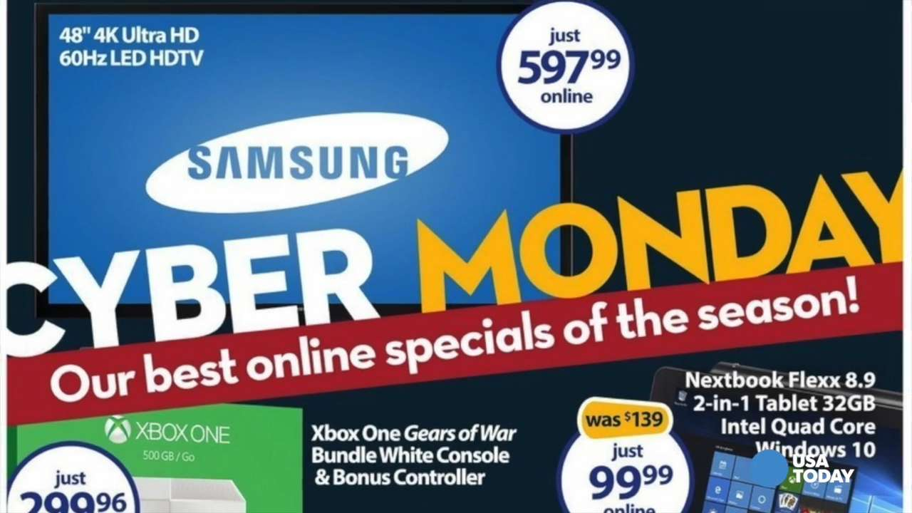 Cyber monday deals usa today