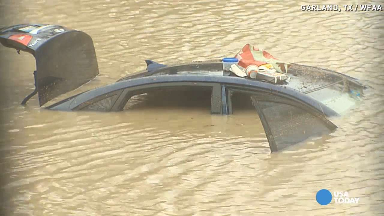 Deadly floods devastate Texas