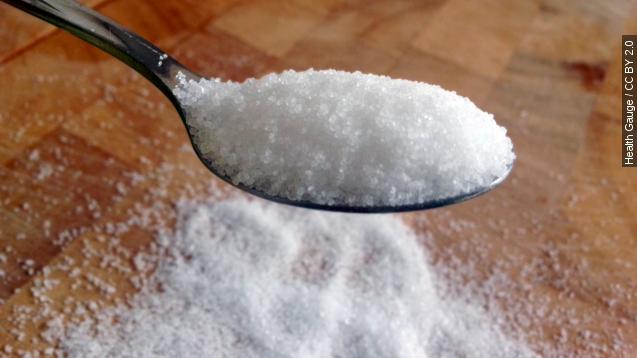 A spoonful of sugar may help your workout go down