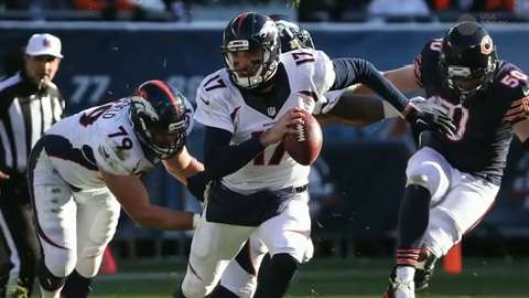 NFL Week 12 Sunday Statement: Osweiler's test vs. Patriots