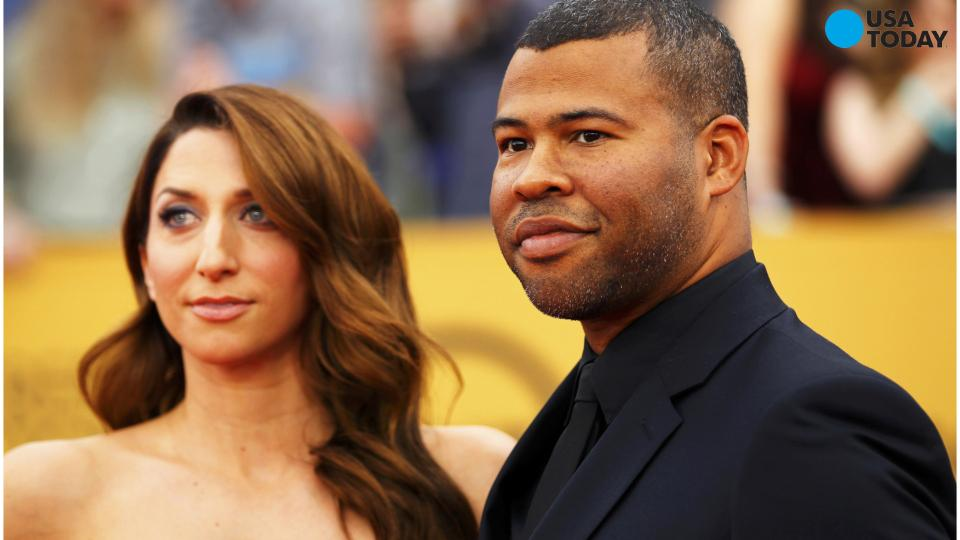 Comedy couple Chelsea Peretti and Jordan Peele engaged