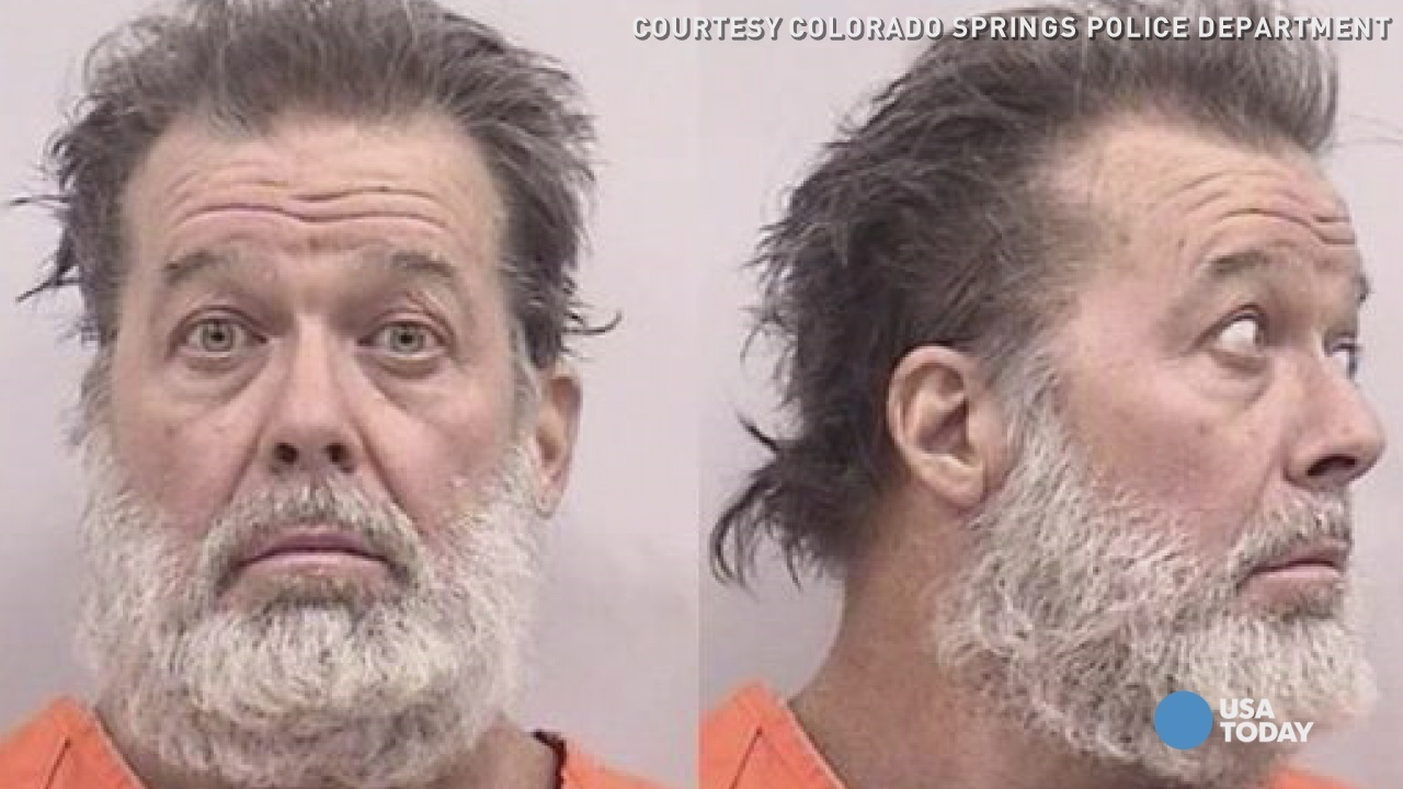 Planned Parenthood shooting suspect 'never said hello, ever'