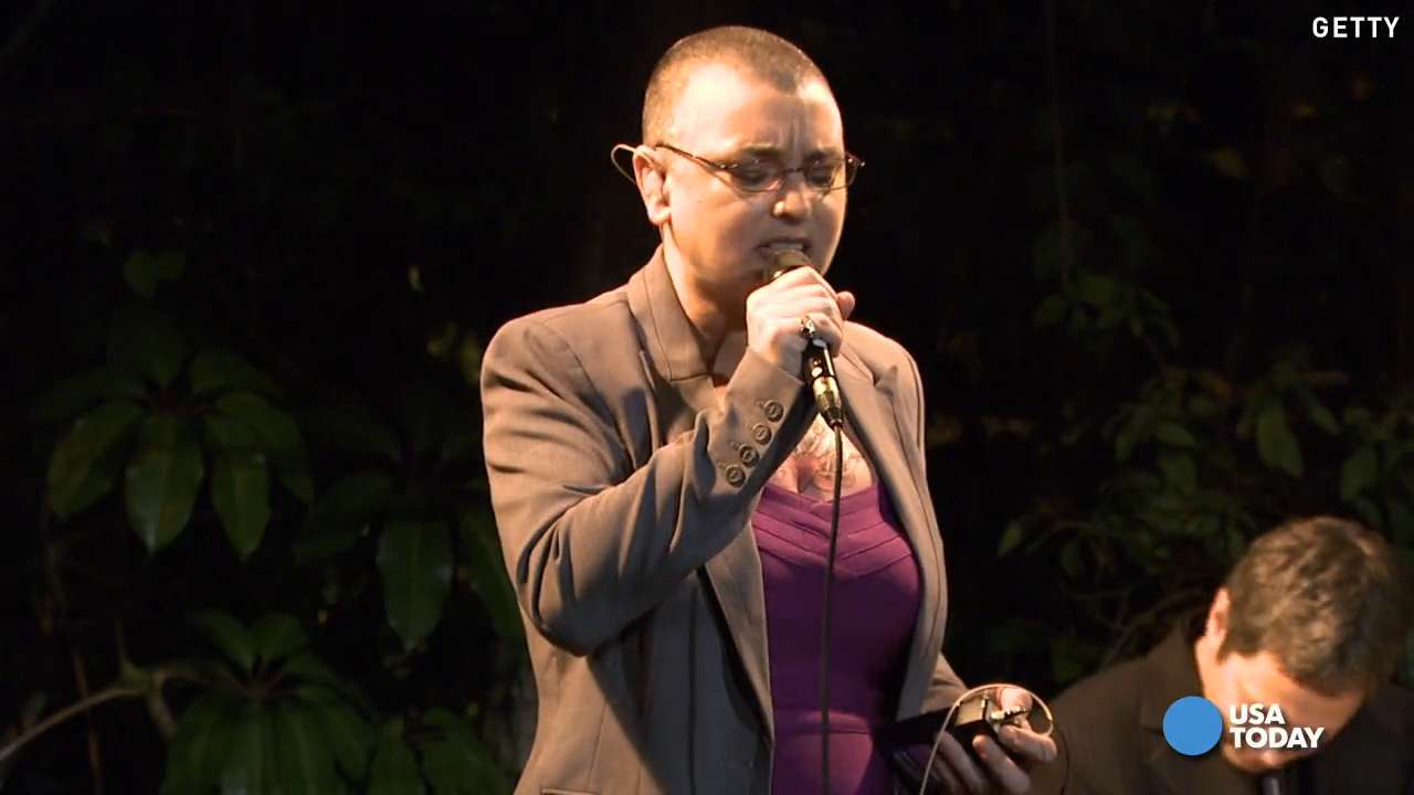 Sinead O'Connor reportedly safe after suicide threat