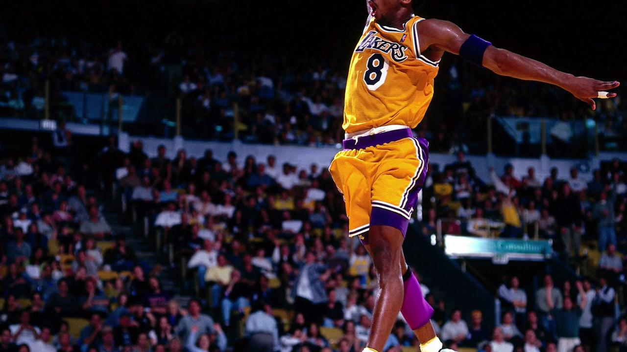 Kobe joins list of immortals