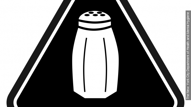 Will NYC's sodium labels really influence what people Order?
