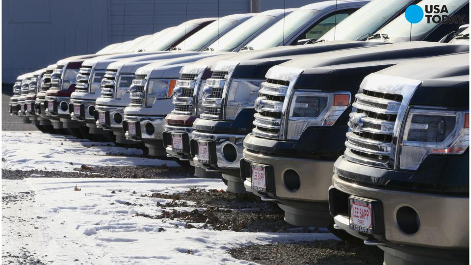 Auto industry authorities expect monthly sales figures, slated to be released Tuesday, will show record-setting sales despite an increasingly common issue: not enough vehicles being produced.