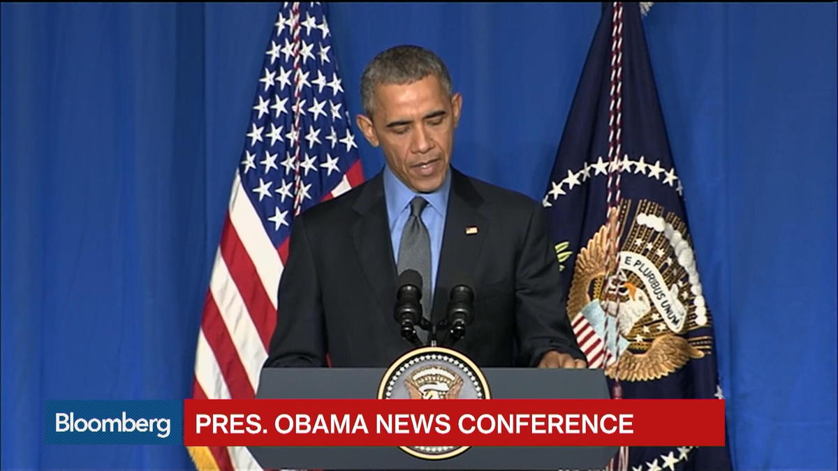Obama: Climate change affects all trends