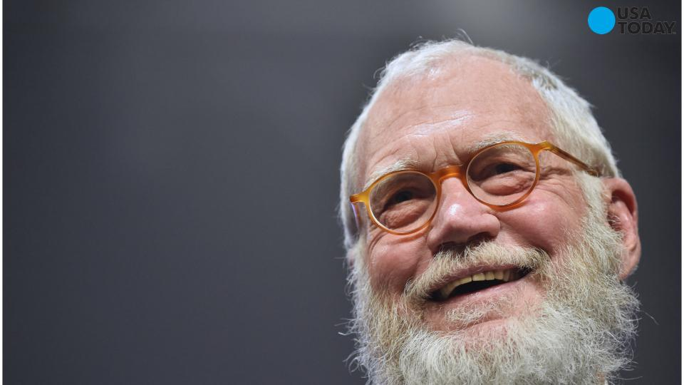 What will Letterman do with his Late Show stuff?
