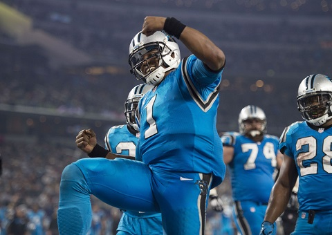 NFL Power Rankings: New No. 1 team is dancing