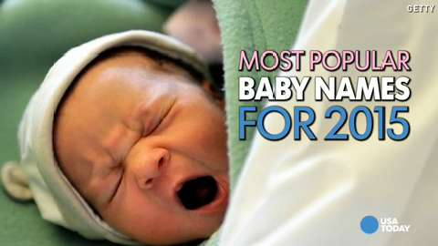 Parents turn to Instagram, 'Empire' for 2015 baby names