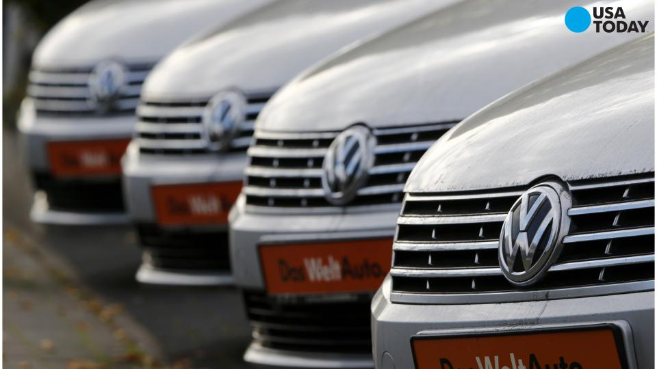November Volkswagen sales in the U.S. fall 24%