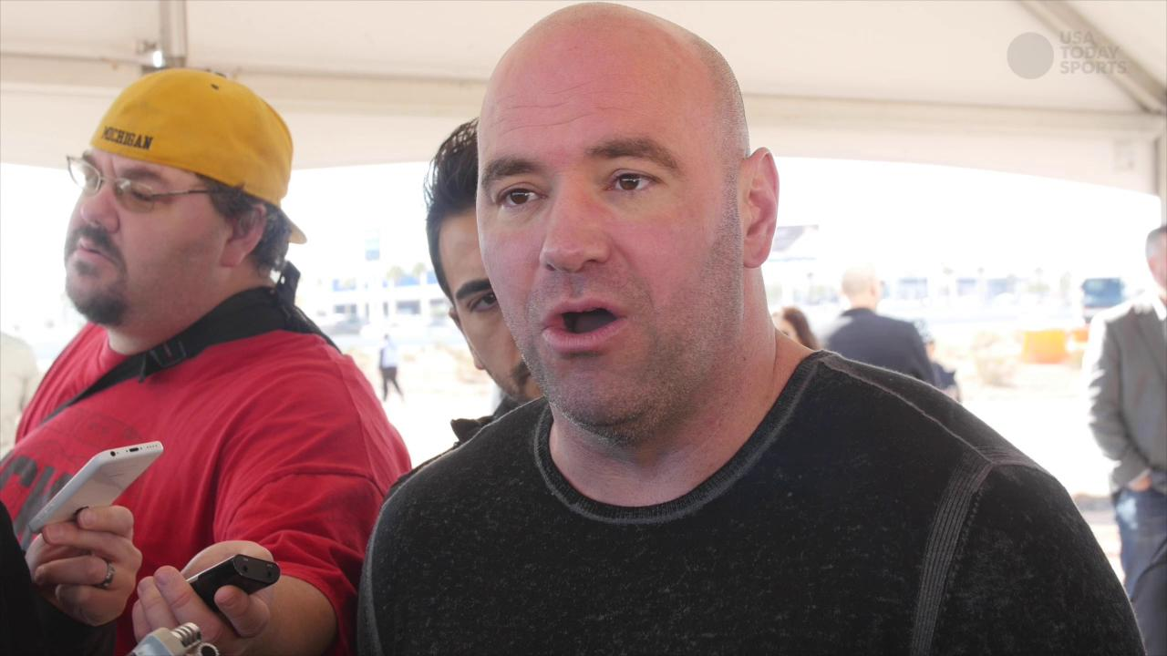 Dana White talks new UFC corporate campus