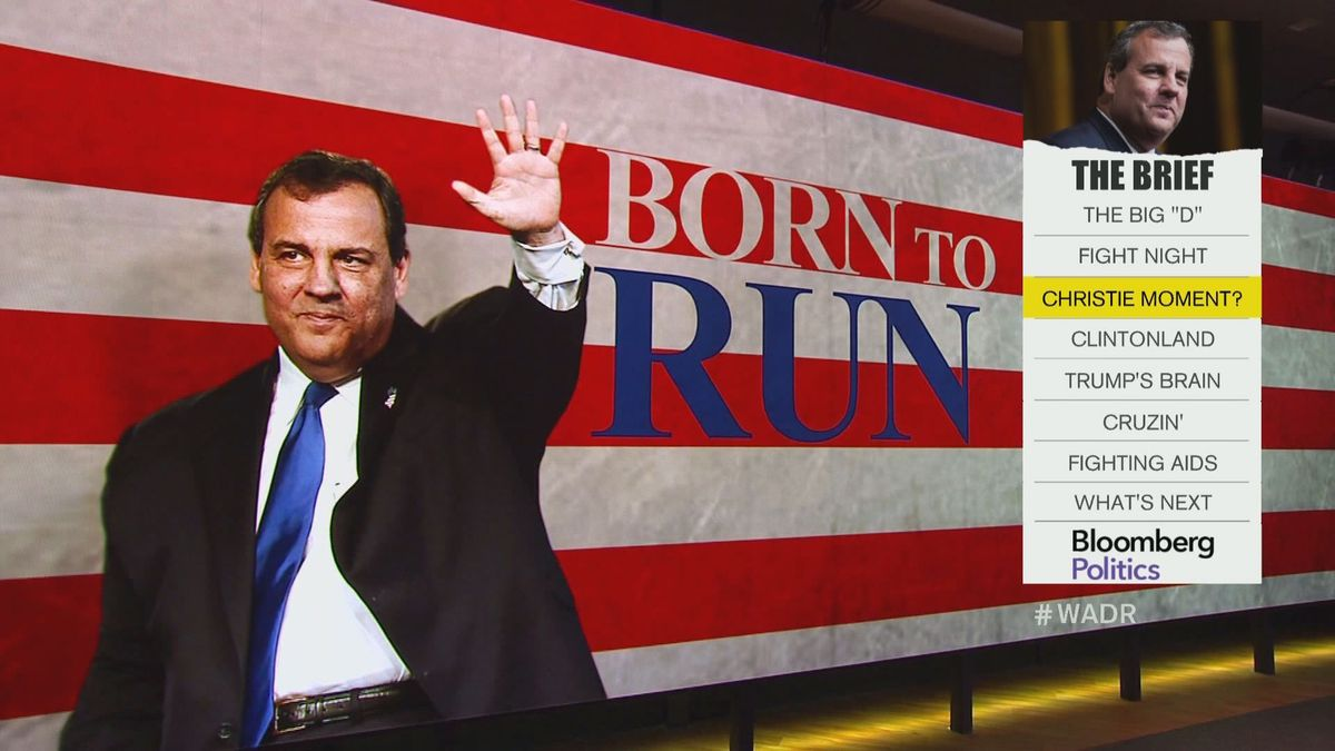 Is Christie a plausible national security candidate?