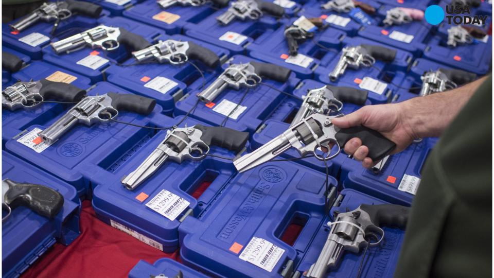 Black Friday breaks record with 185K gun background checks