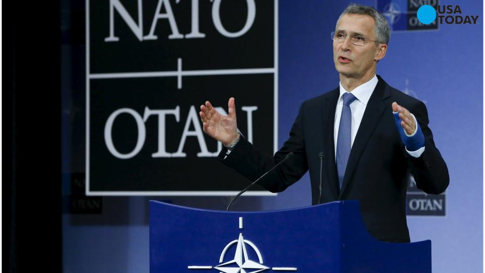 NATO invites Montenegro to join alliance
