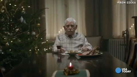 This Christmas ad is messing with everyone's emotions