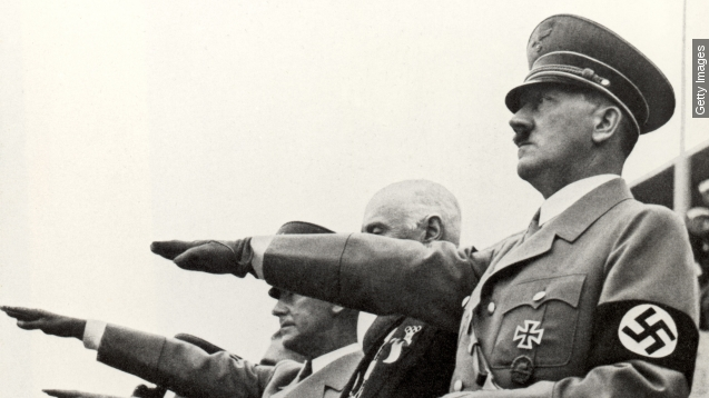 Hitler's 'Mein Kampf' published for 1st time since WWII