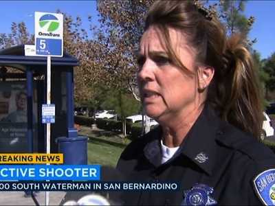 Police respond to active shooter in Calif.