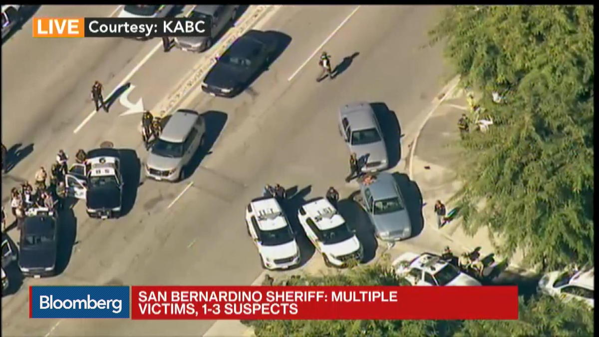 San Bernardino County Sheriff confirms active shooter