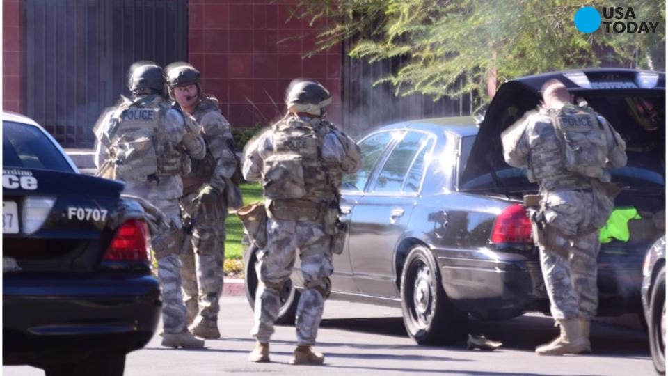 Mass shooting reported at California Social Services facility