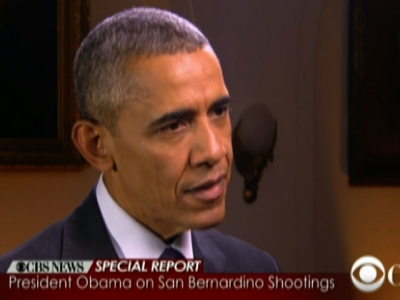 Obama: 'We have a pattern now of mass shootings'