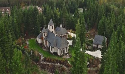 This unreal storybook manor could be yours for $2.3M