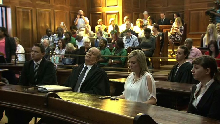 Appeal court changes Pistorius conviction to murder
