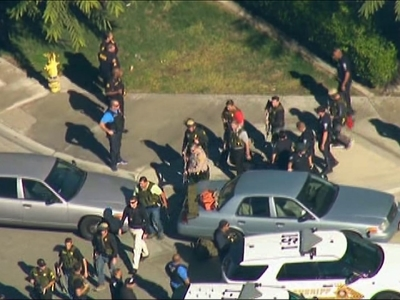 Search for motive in San Bernardino shooting