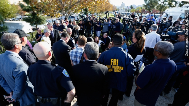 Witnesses of the San Bernardino shooting tell their stories