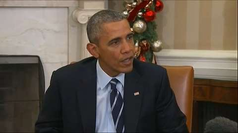 Obama: Terrorism 'possible' in Calif. shooting