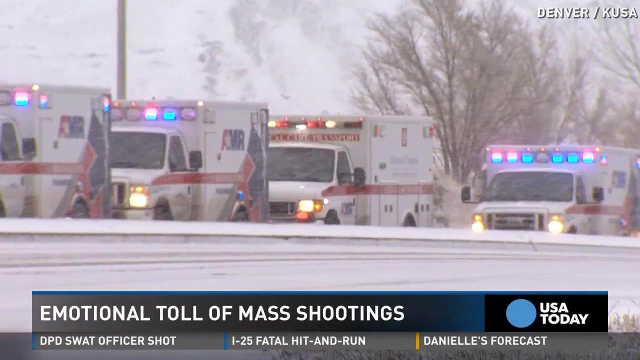 How to cope with emotional toll caused by mass shooting