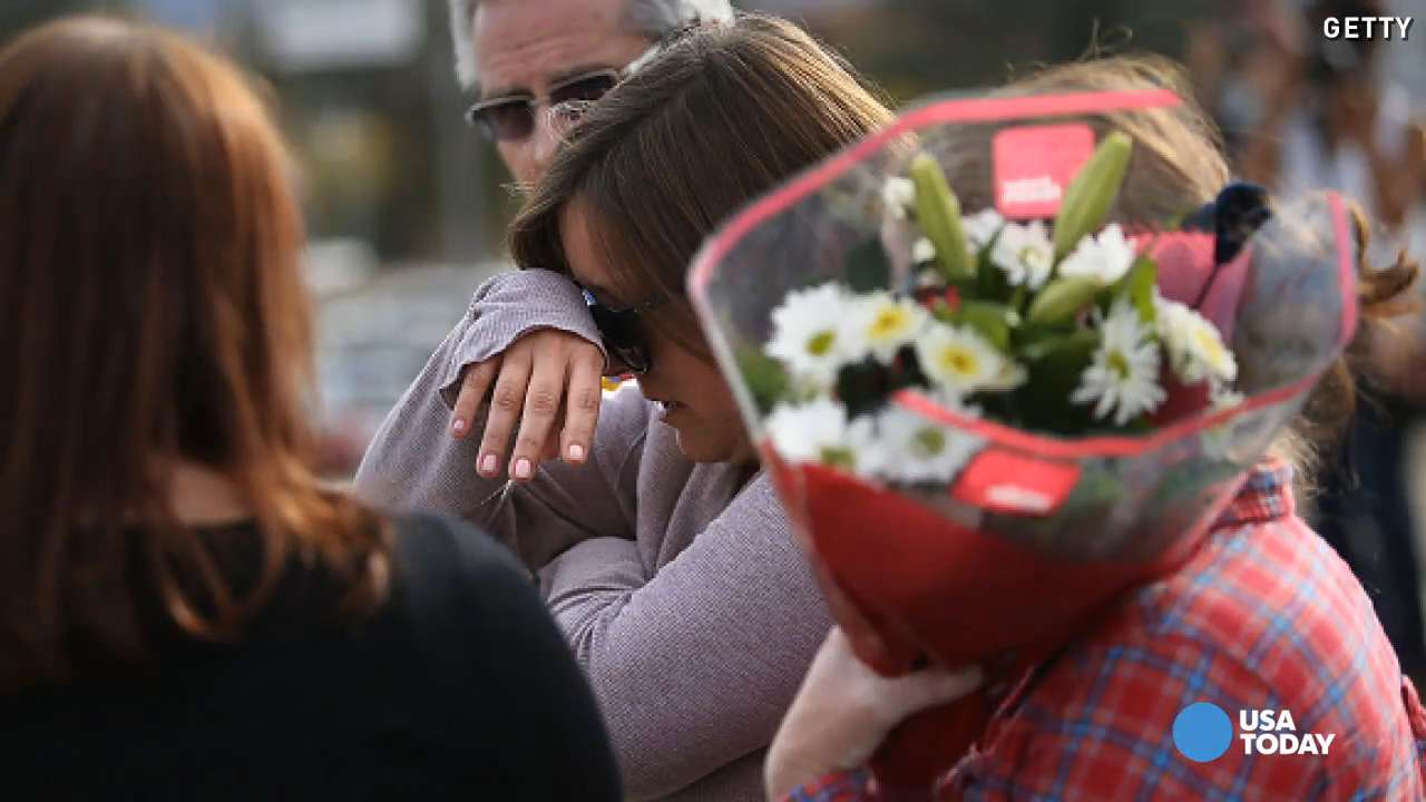Families coping with loss after San Bernardino shooting