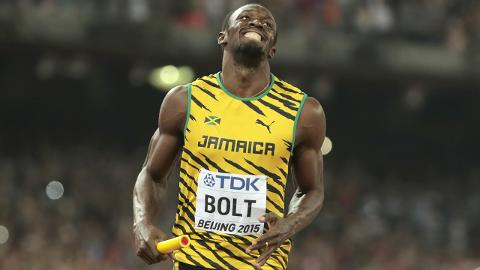 Sportsperson of the Year Contenders: Usain Bolt