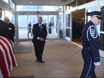 Colorado Springs Officer Remembered