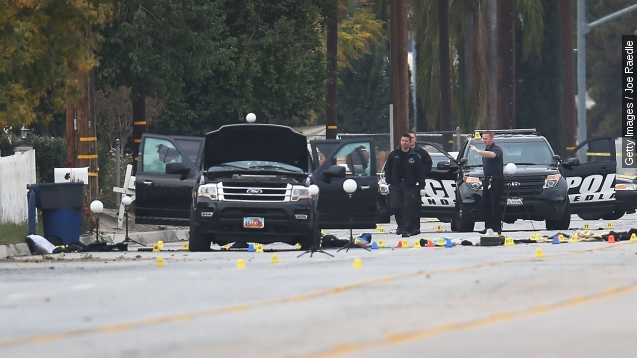 ISIL praises 'supporters' in San Bernardino attack