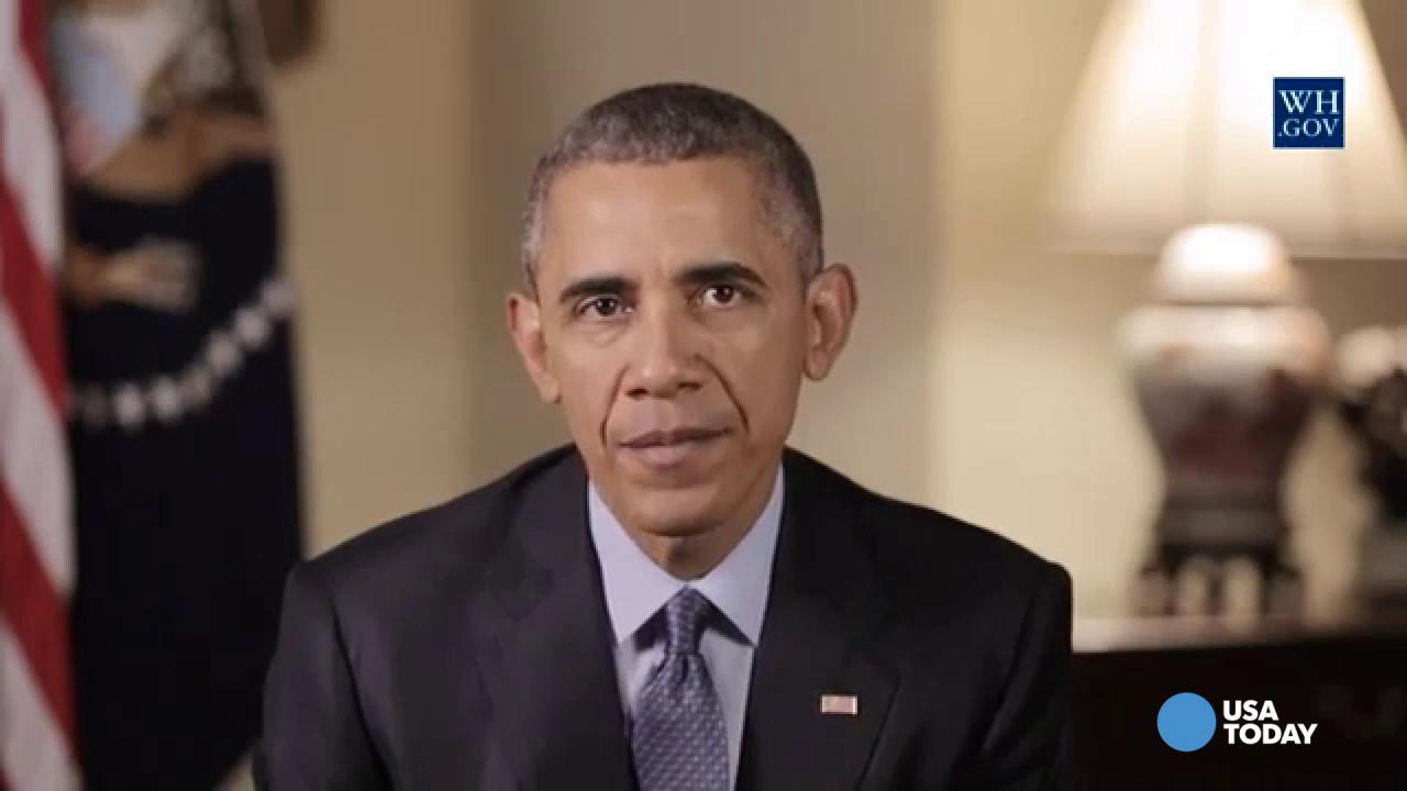 Obama: San Bernardino suspects possibly 'radicalized'