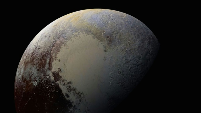 NASA releases 'best close-ups' of Pluto