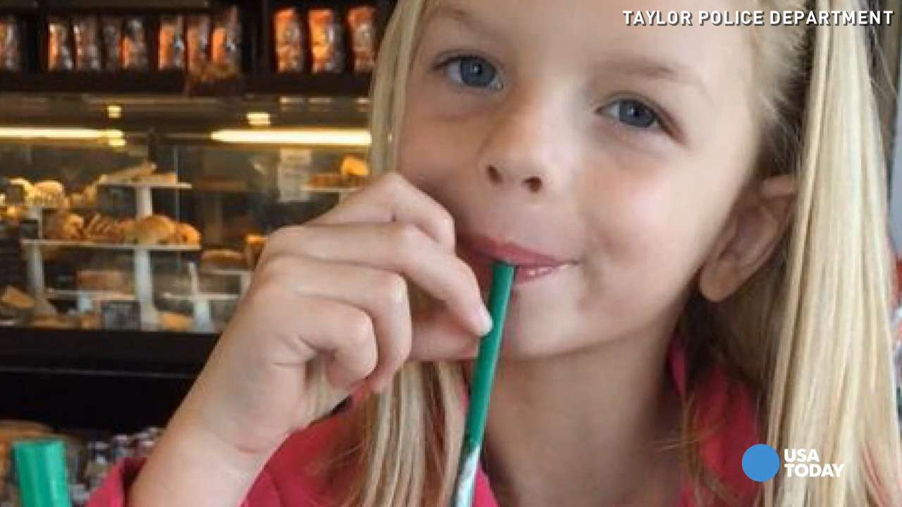 Emma Watson Nowling, 7, died after being shot, along with her mother, in the parking lot of the Taylor Sportsplex on Dec. 3, 2015.