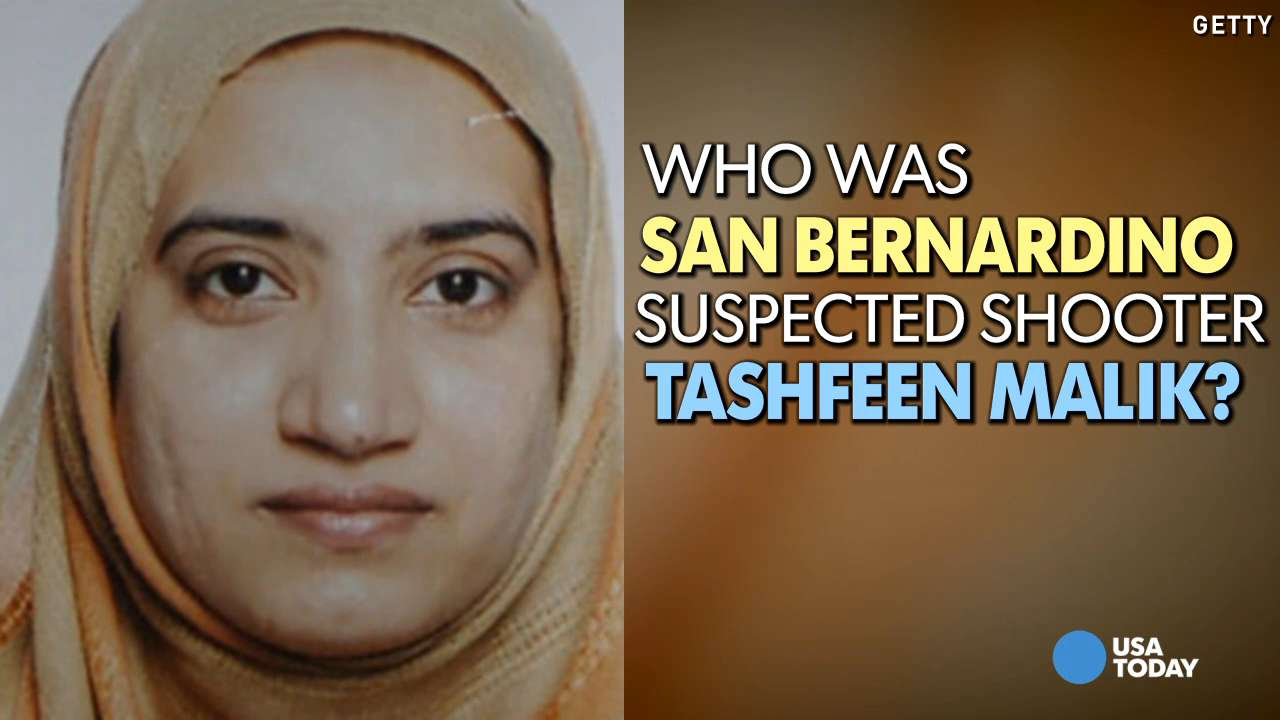 "Tashfeen Malik and her husband, Syed Farook, are suspects in the mass killing of 14 people at a holiday party in San Bernardino, Calif. She has been described as ""conservative."""