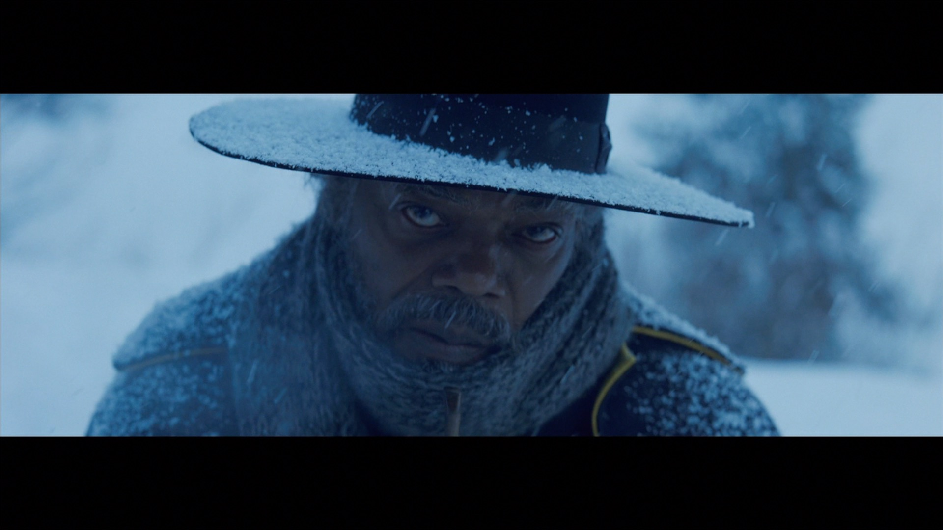 8 things we learned at the hateful eight premiere